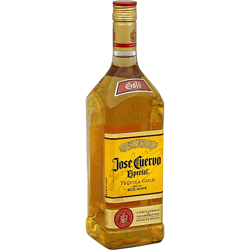 Jose Cuervo Especial Tequila, Gold