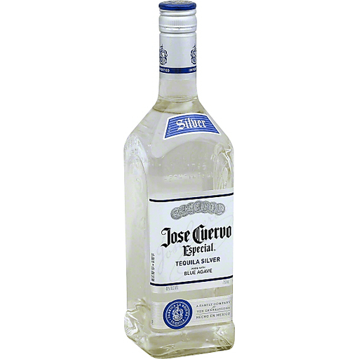 Jose Cuervo Especial Tequila, Silver, Blue Agave