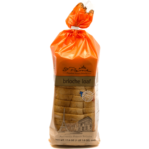St Pierre Bread, Brioche Loaf