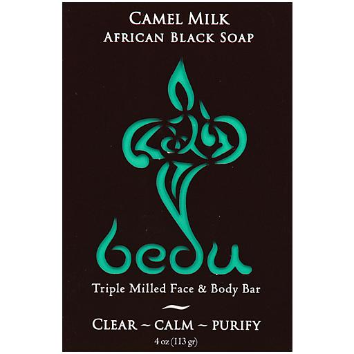 Bedu Body Bar -  African Black Soap