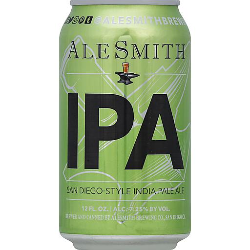 Alesmith Ipa Cans