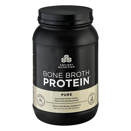 Ancient Nutritn Pure Bone Broth Protein - 40 Serving