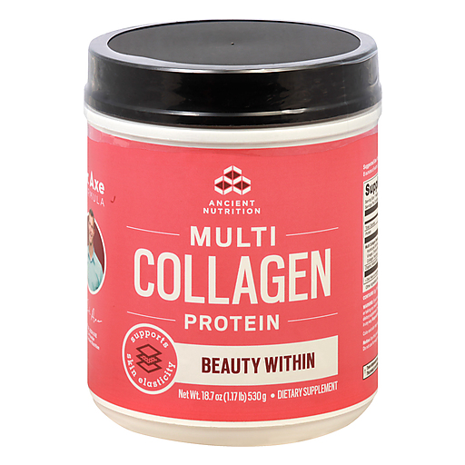 Ancient Nutritn Multi-Collagen Protein-Beauty Within