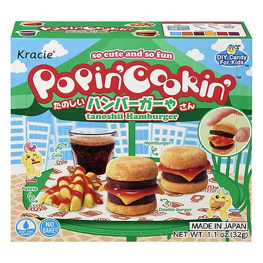 Kracie Popin Cookin - Hamburger