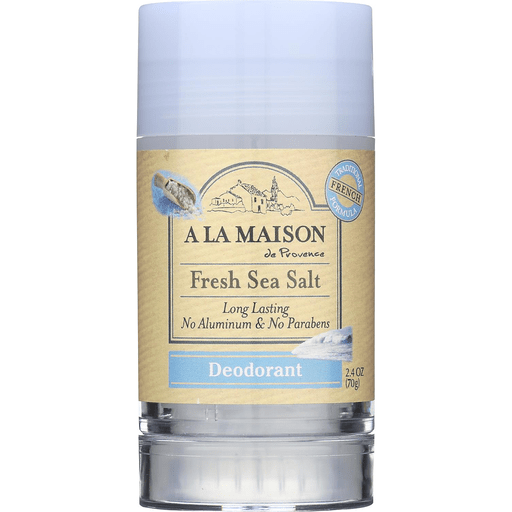 A La Maison Deodorant -  Sea Salt Fresh