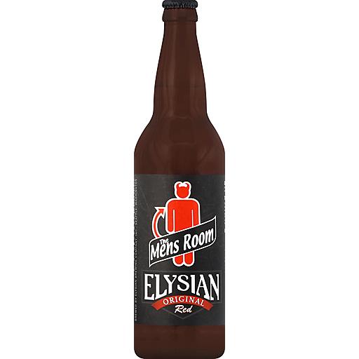 Elysian Mens Room Red Ale