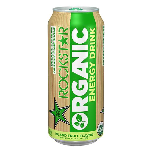 Rockstar Organic Island Fruit