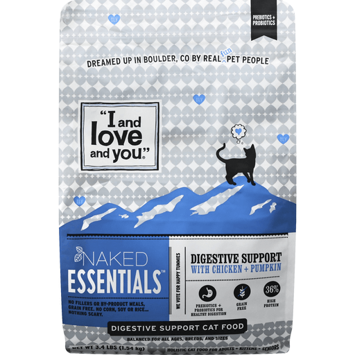 Amazon.com: I and love and you Naked Essentials Dry Cat