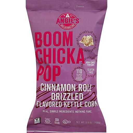 Angies Boomchickapop - Cinnamon Roll