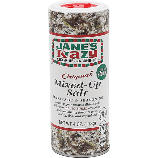 Krazy,Mixed Up Salt