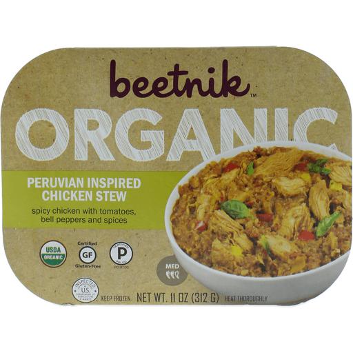 Beetnik Foods Org Peruvian Inspired Chicken Stew