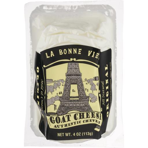 La Bonne Vie Cheese, Goat, Original