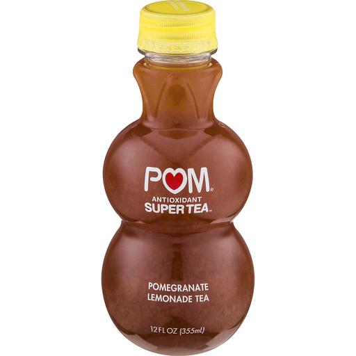 Pom Wonderful Super Tea Lemonade Tea, Pomegranate