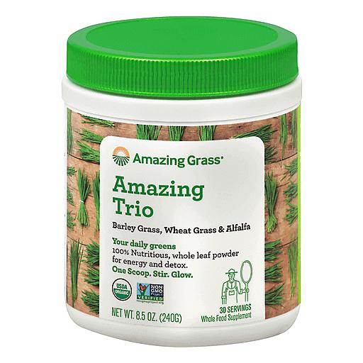 Amazing Grass Amazing Trio - 30 Servings