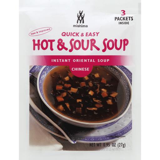 Mishima Hot & Sour Soup