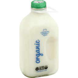 Bottles Trickling Springs Organic Milk Bottle 16 Ounce Collectibles Collectibles Bottles Insulators