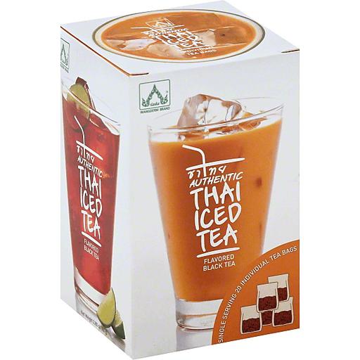 Wangderm Authentic Iced Thai Tea