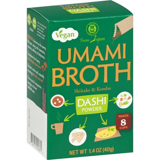 Muso From Japan Vegan Dashi Powder