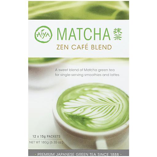 Aiya America Matcha Sticks - Zen Cafe Blend