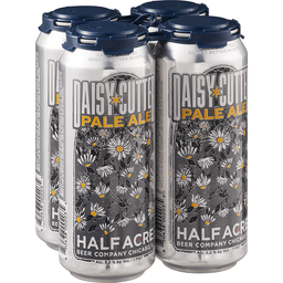 Half Acre Beer Company Beer Pale Ale Daisy Cutter | Brookhaven Burr