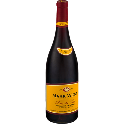 Mark West Pinot Noir, Appellation California, Vintage 2007