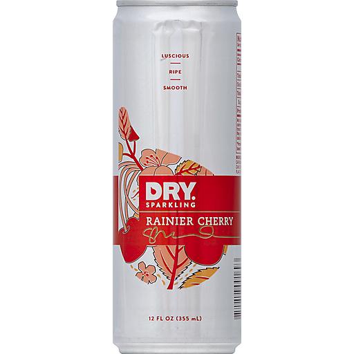 Dry Soda Cherry Soda Can- Single