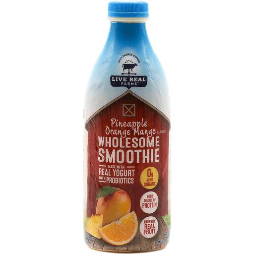 LRF Pineapple Orange Mango Smoothie