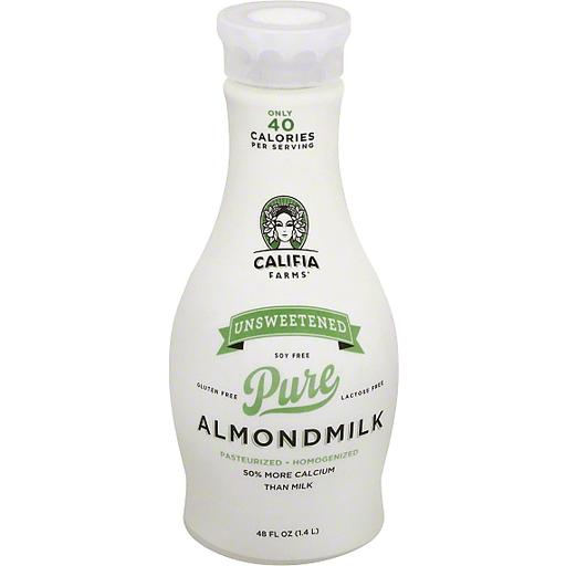 califia almond coconut milk