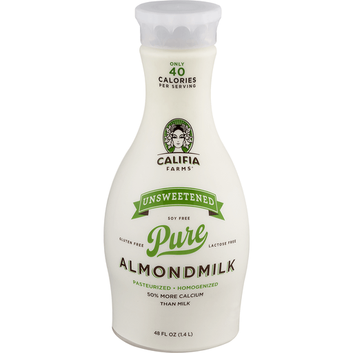 Califia Farms Almondmilk, Unsweetened