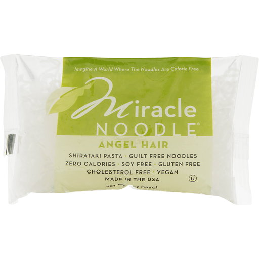 Miracle Noodle Noodles, Angel Hair