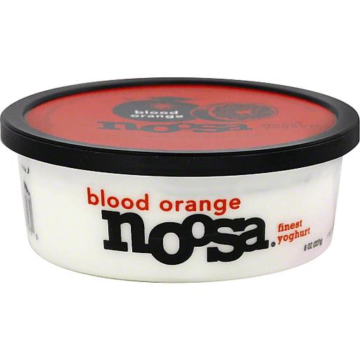 Noosa Yoghurt, Blood Orange