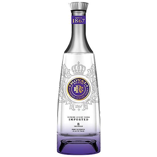 Royal Elite Luxury 8x Vodka (750 ML)   BevMo