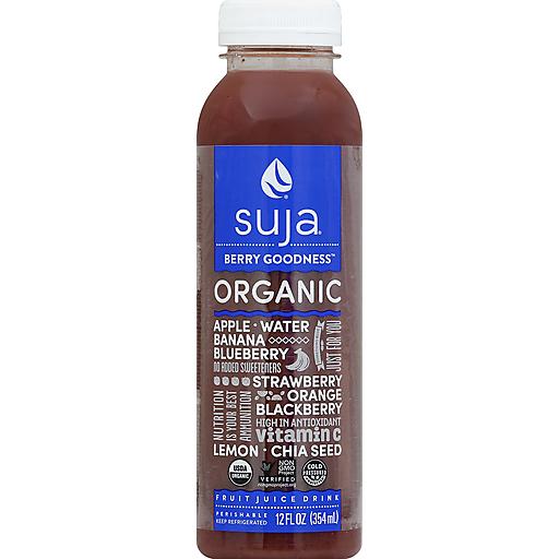 Suja Org Berry Goodness Juice
