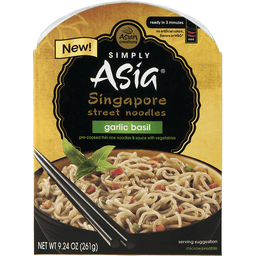 Asian Rice Noodles | PLYMOUTH