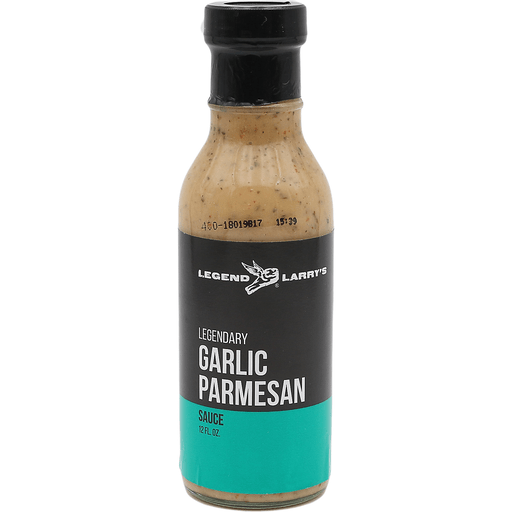 Legend Larry Garlic Parmesan