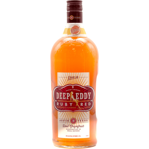 Deep Eddy Vodka, Ruby Red