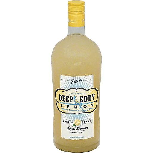 Deep Eddy Vodka, Lemon