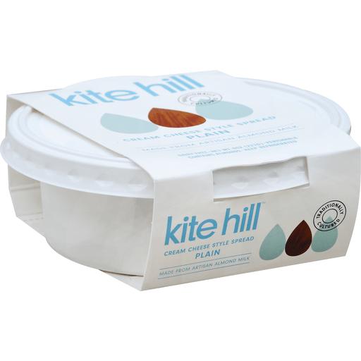 Kite Hill Cream Cheese Style Spread, Plain