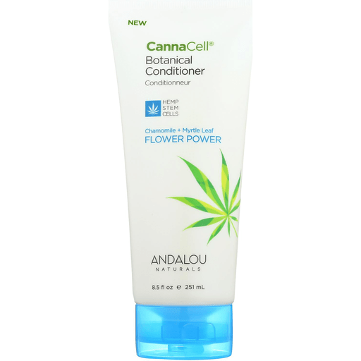 Andalou Cannacell Conditioner - Flower Power