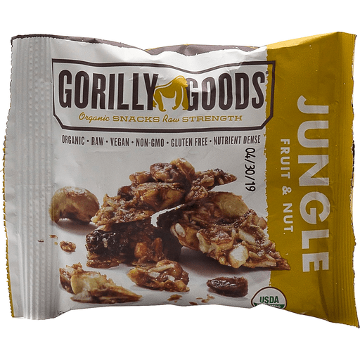 Gorilly Goods Snacks Original Thins