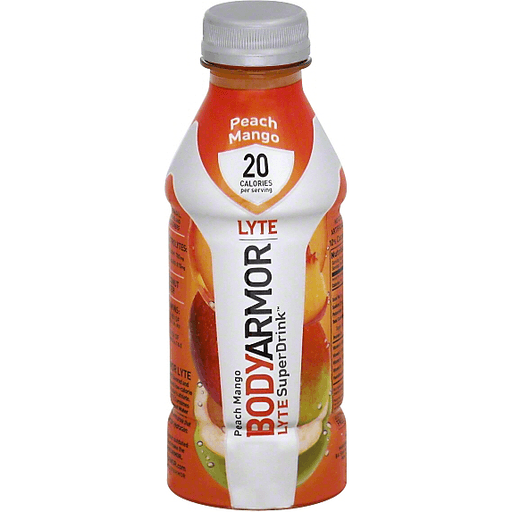 BodyArmor Lyte SuperDrink, Peach Mango