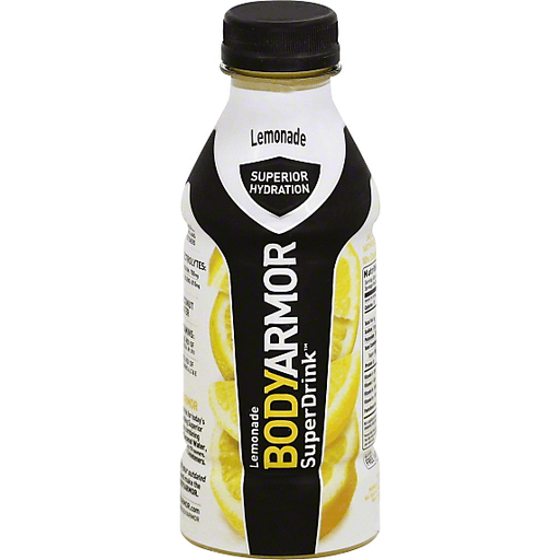 BodyArmor SuperDrink, Lemonade