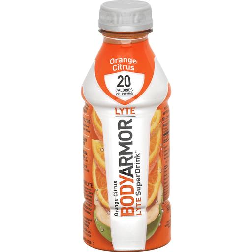 BodyArmor Lyte SuperDrink, Orange Citrus