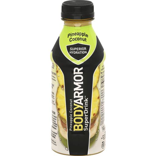 BodyArmor SuperDrink, Pineapple Coconut