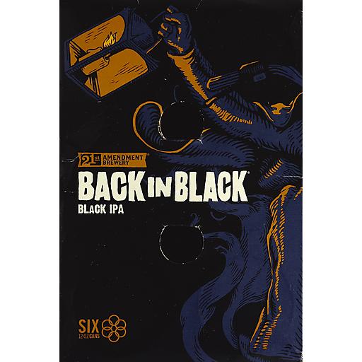 21st Amendment Back In Black
