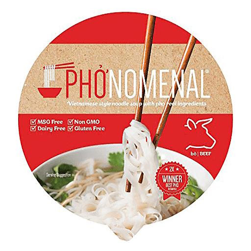 Pho'Nomenal Vietnamese Veggie Soup