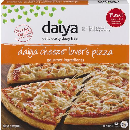 Daiya Pizza, Cheeze Lover's