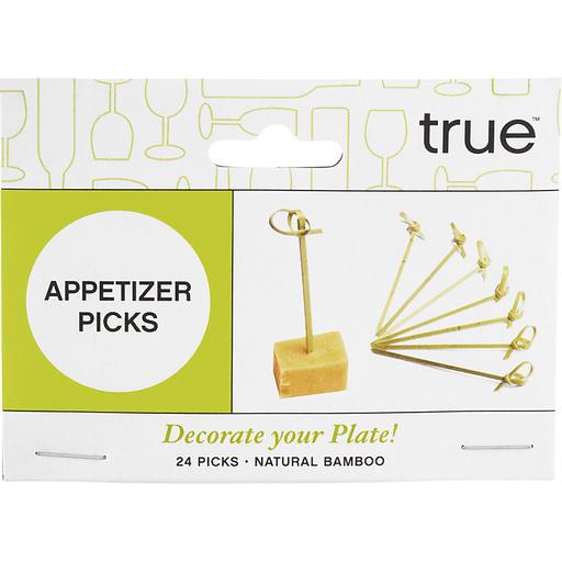 True Bamboo Appetizer Picks - 24 CT