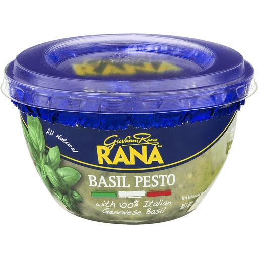 Rana Pesto, Basil