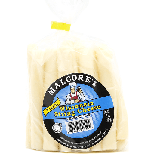 Malcore Fresh String Cheese